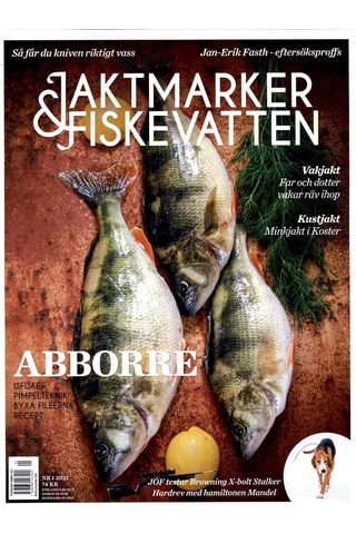 Jaktmarker och Fiskevatten aikakauslehti