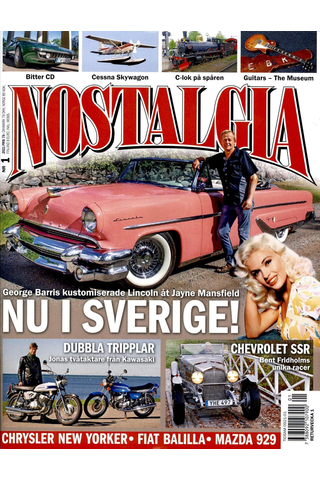 Nostalgia aikakauslehti