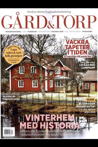 Gård & Torp aikakauslehti