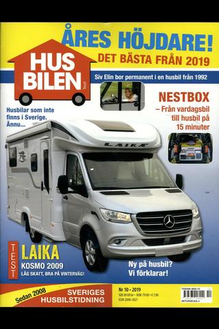 Husbilen aikakauslehti