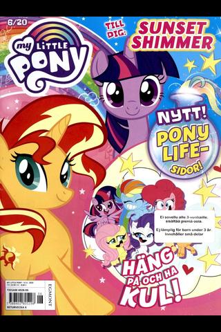 My Little Pony (Swe) aikakauslehti