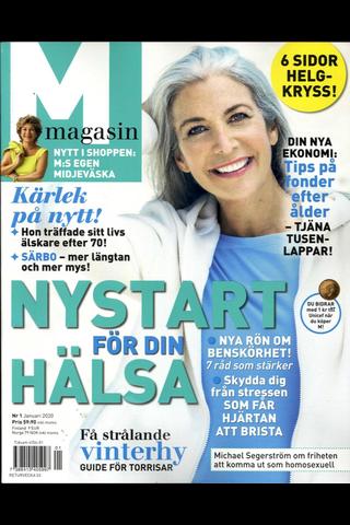 M-Magasin aikakauslehti