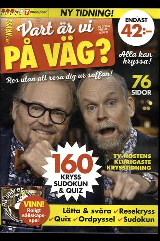 Lätta Kryss Special aikakauslehti