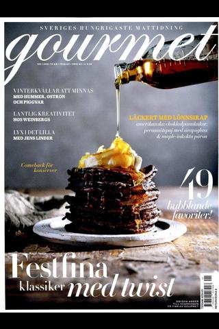 Gourmet aikakauslehti