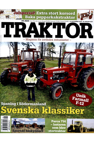Traktor aikakauslehti