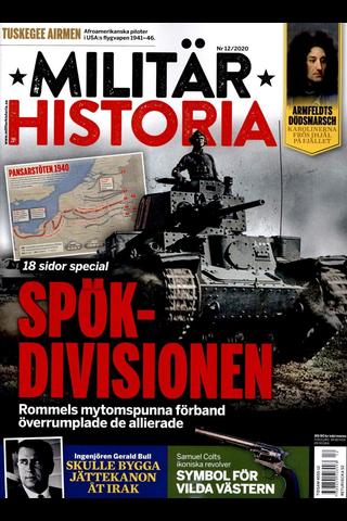 Militär Historia aikakauslehti