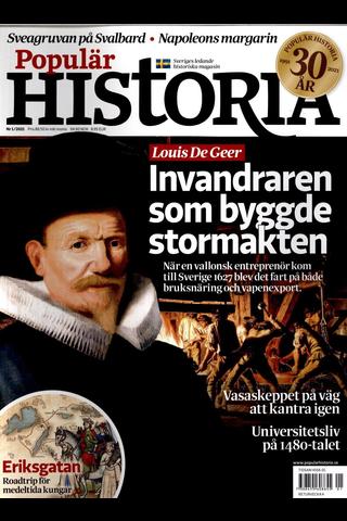 Populär Historia aikakauslehti