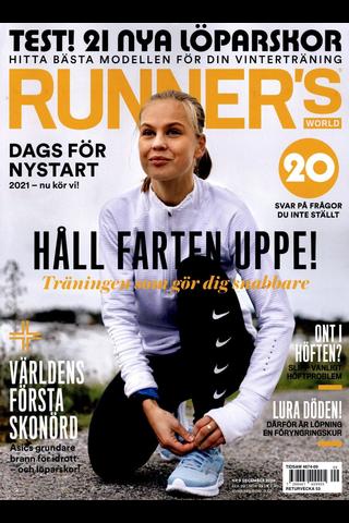 Runner's World (Swe) aikakauslehti