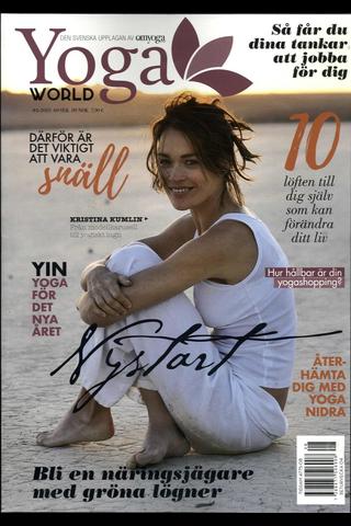 Yoga World (Swe) aikakauslehti