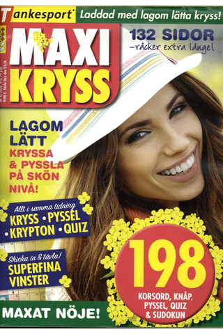 Maxikryss aikakauslehti