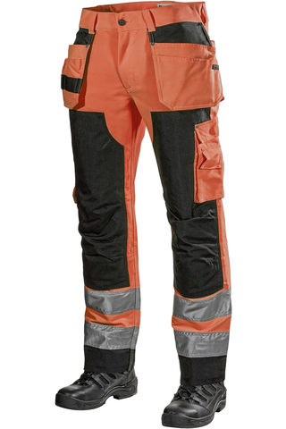 L.Brador 160PB työhousut oranssi