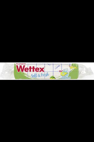 Wettex Soft & Fresh keittiöliina 3m
