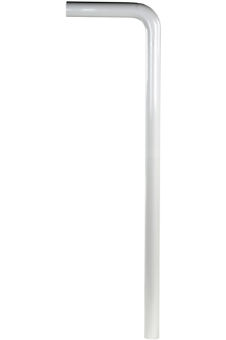 Gelia lattiaputki vesilukolle 180x700mm muovia