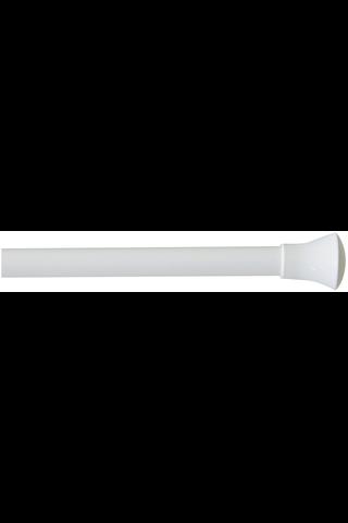 Hasta Vega verhotanko valkoinen 16/19mm 130-240cm