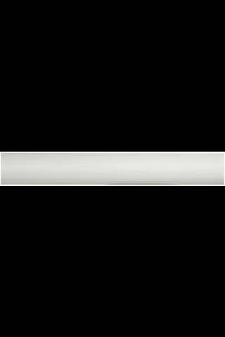 Hasta verhotanko puinen valkoinen 28mm 160cm