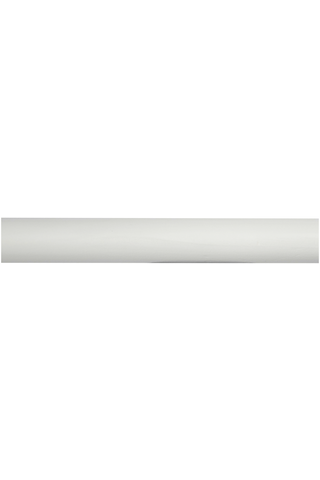 Hasta verhotanko puinen valkoinen 28mm 200cm