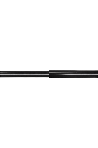 Hasta jatkotanko musta 16/19mm 90-160cm