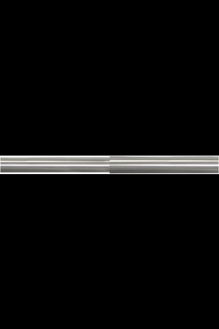 Hasta jatkotanko teräs 16/19mm 90-160cm