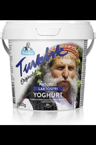 Salakis 500g Laktoositon Turkkilainen Jogurtti