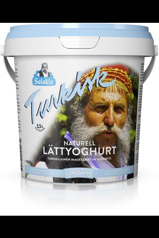 Salakis 1kg Turkkilainen Jogurtti 3,5%
