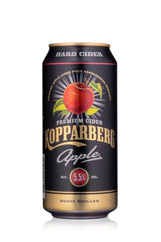 KOPPARBERG HARD CIDER Apple 5,5% omenasiideri tölkki 44cl