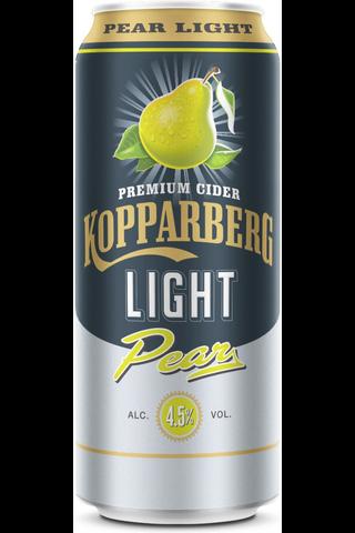 KOPPARBERG Light Pear 4,5% päärynäsiideri tölkki 44cl