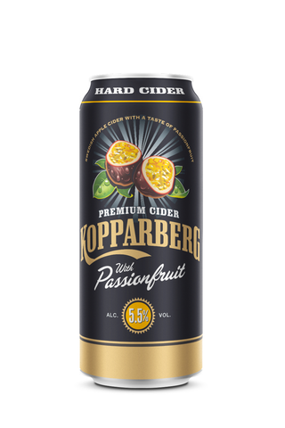 KOPPARBERG HARD CIDER 44 cl Passionfruit 5,5% siideri tölkki