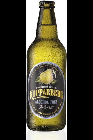 Kopparberg 0,5L Alcohol-free Pear pullosiideri