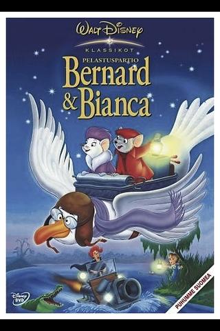 Dvd Bernard & Bianca