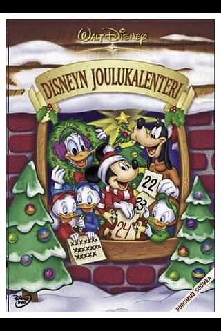 Dvd Disneyn Joulukalente