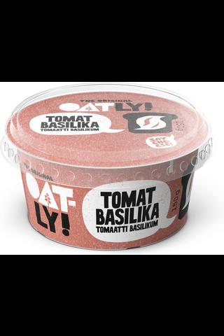 Oatly Oatspread Tomaatti/Basilika 150g