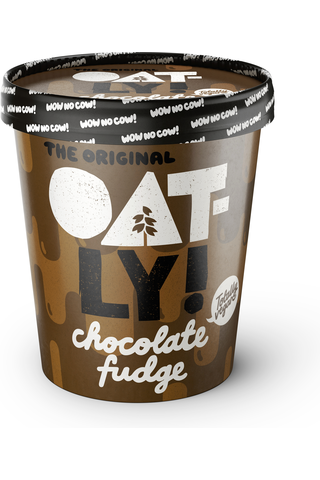 Oatly 0,5L Double Chocolate Fudge