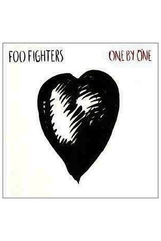 Foo Fighters:one By One