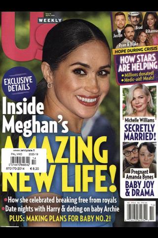 US Weekly aikakauslehti