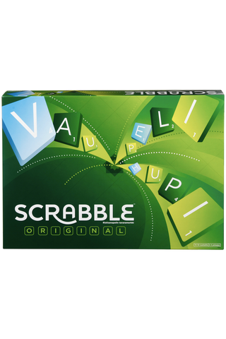 Mattel Scrabble lautapeli