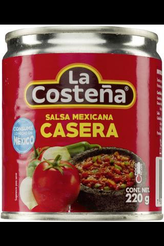 La Costeña 220g Mexikolainen salsakastike casera