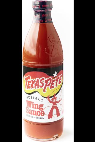 Texas Pete Buffalo Style 355ml maustekastike