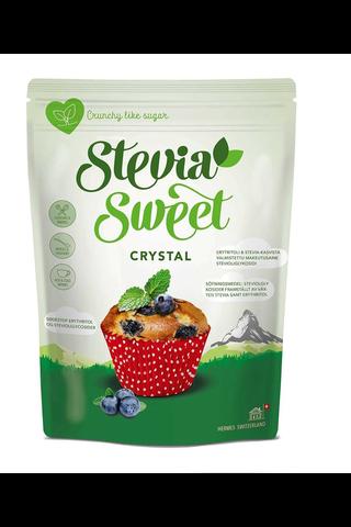 SteviaSweet Crystal kidemakeutusaine 250g