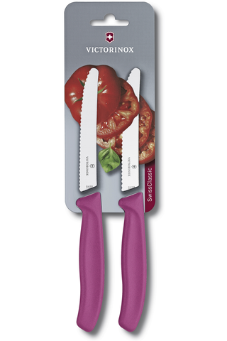 Victorinox tomaattiveitsi pinkki 2 kpl
