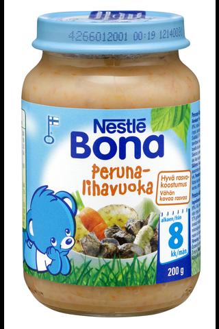 Nestlé Bona 200g Peruna-lihavuoka 8kk
