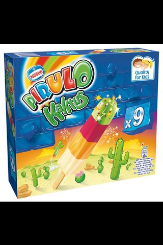 Pirulo Kaktus limonadijääpuikko monipakkaus 9x48g/0,45dl