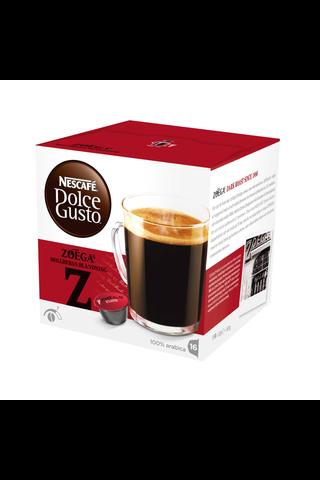 Nescafé Dolce Gusto 160g Zoegas Mollbergs Blandning kahvikapseli 16kpl