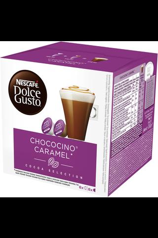 Nescafé Dolce Gusto 16kaps/204,8g Chococino Caramel kaakaojuomakapseli