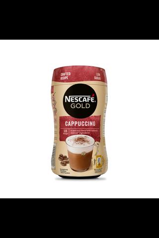 Nescafé 225g Cappuccino pikakahvi