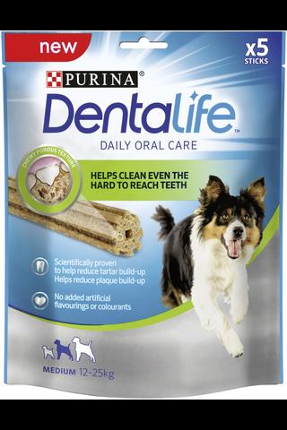 Purina Dentalife 115g Medium koiran dental-herkku