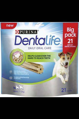 Purina Dentalife 345g Small Big Pack koiran dental-herkku