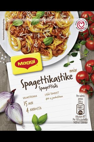 Maggi Mix Spagettikastike ateria-ainekset 64g