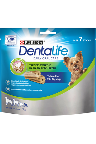 Purina Dentalife 69g Extra Small koiran dental-herkku