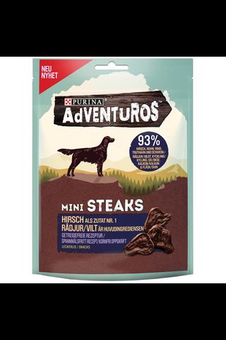 Adventuros 70g mini STEAKS