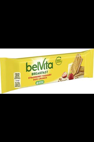 Belvita Strawberry yogurt Duo Crunch in between meals biscuits 50,6g
